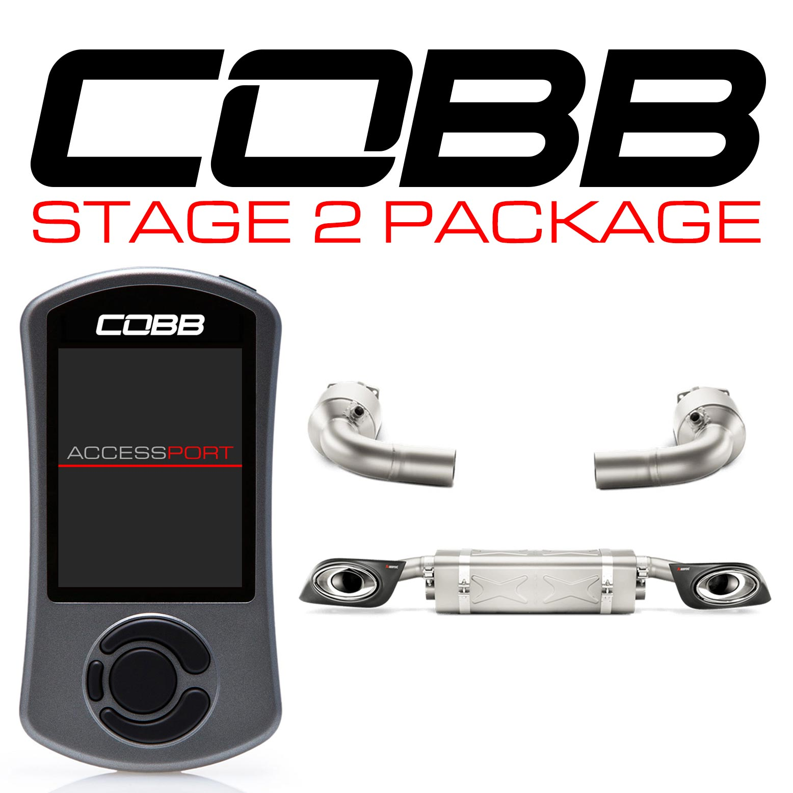 Porsche Stage 2 Power Package w/PDK Flashing 991.1 Turbo / Turbo S 2014-2016