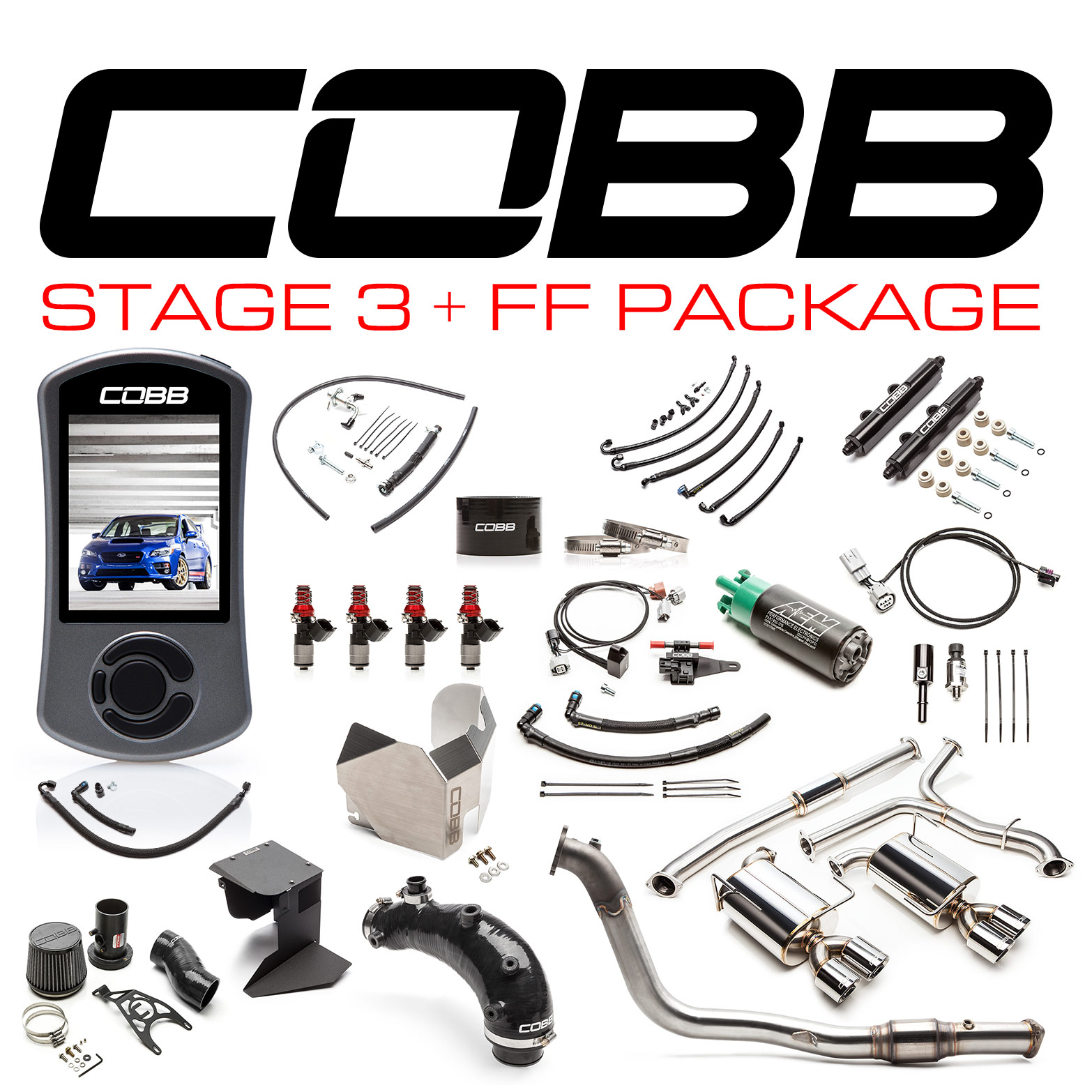 Super Cobb Tuning Subaru Stage 3 Flex Fuel Power Package Sti 2015 2018 Wiring Digital Resources Anistprontobusorg