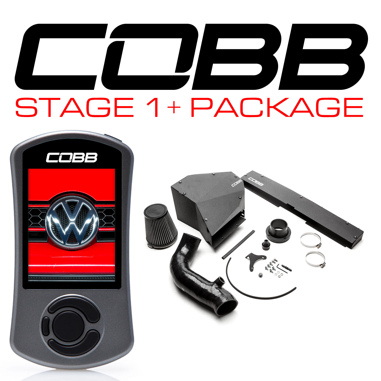 COBB Tuning - Volkswagen Stage 1 + Power Package with DSG