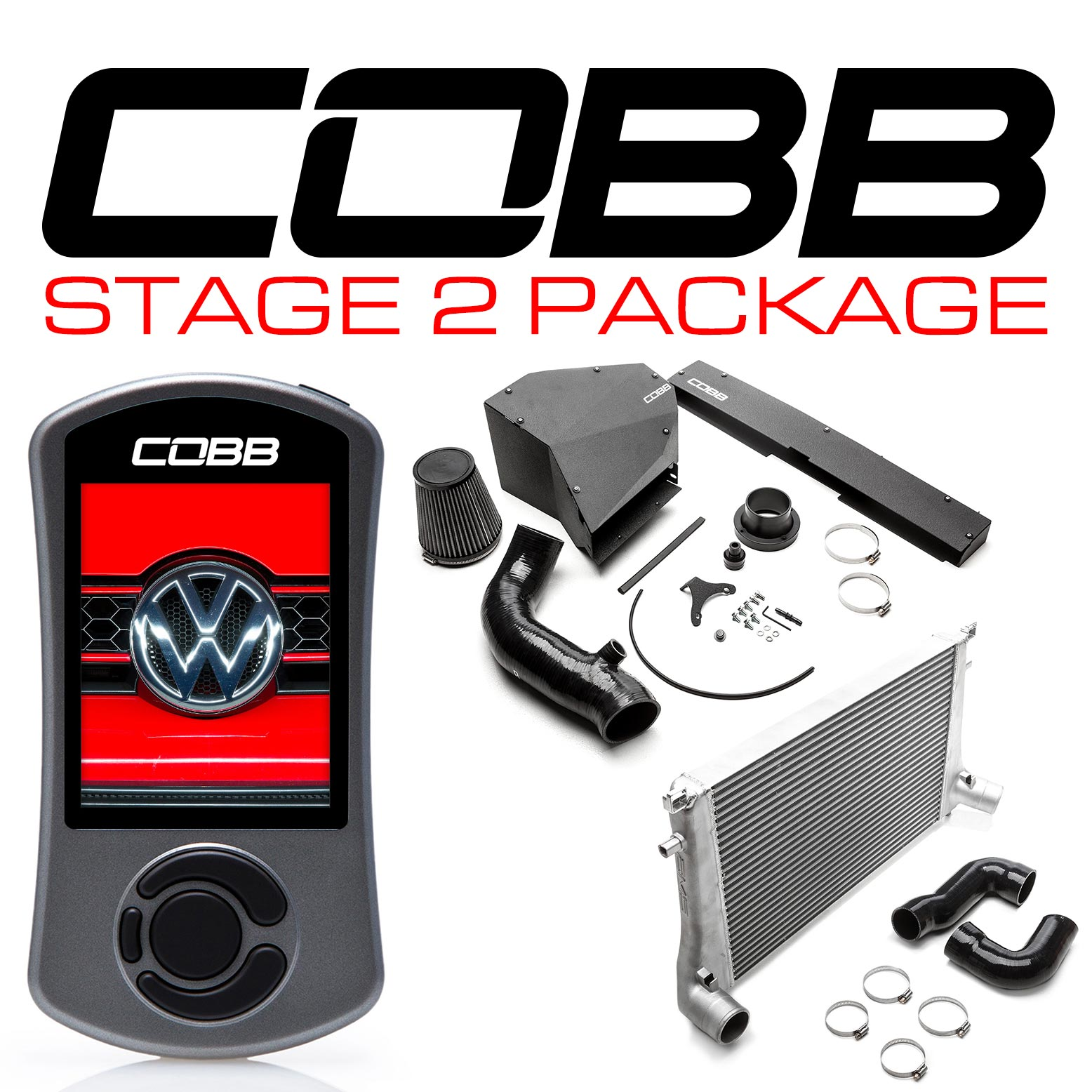 Volkswagen Stage 2 Power Package (Mk7 / Mk7.5) GTI