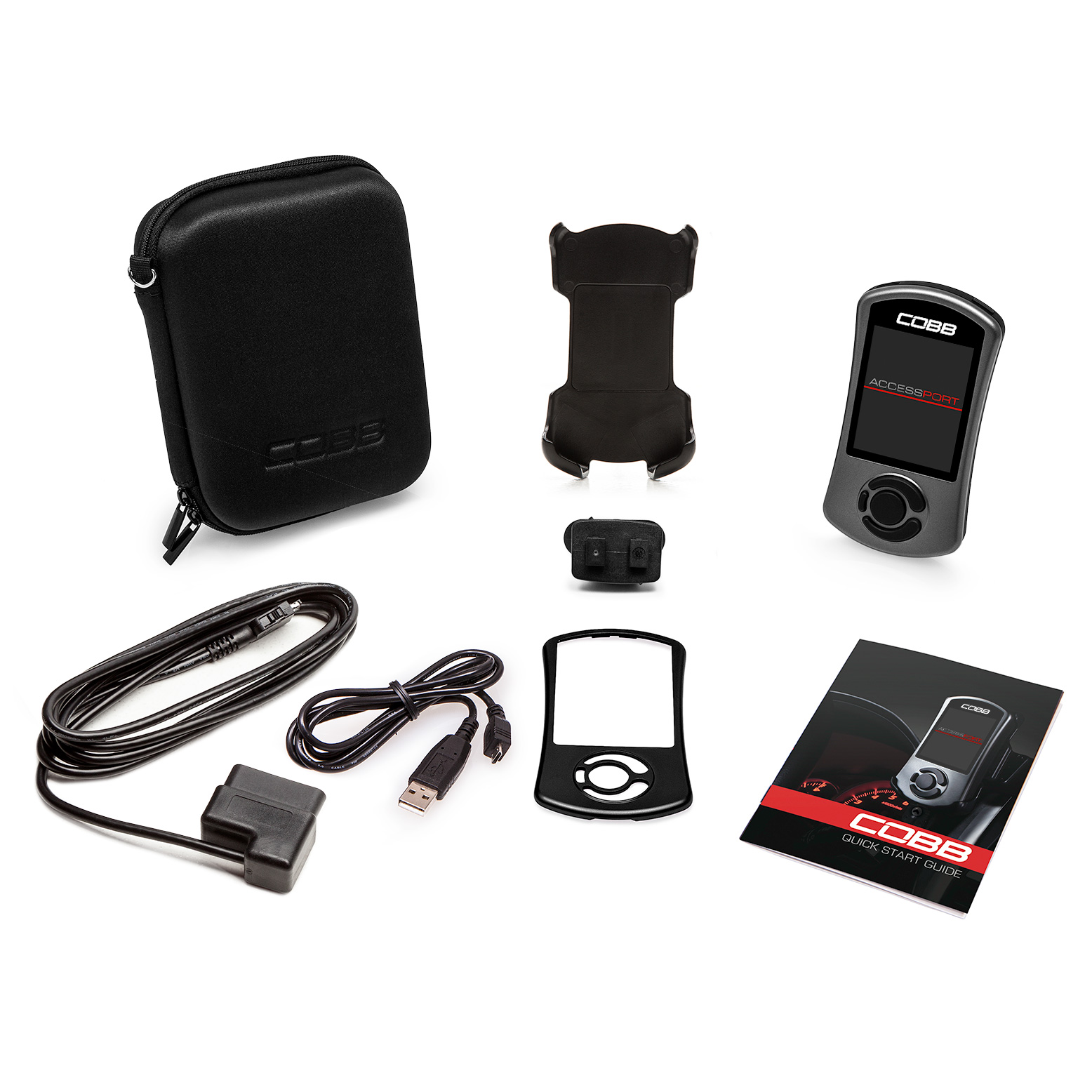 Accessport with PDK Flashing for Porsche 911 991.2 Turbo / Turbo S (Update to PDK Flashing)