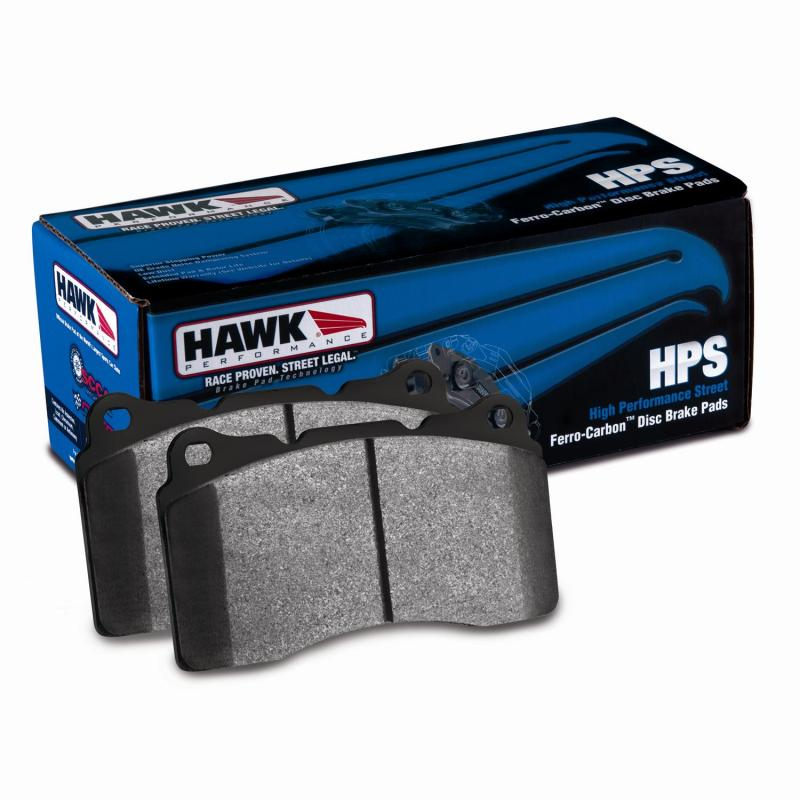 Hawk Performance HPS Street Rear Brake Pads Ford Focus ST 2013-2014