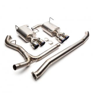 Subaru Stage 2 Power Package Titanium STI Sedan 2011-2014
