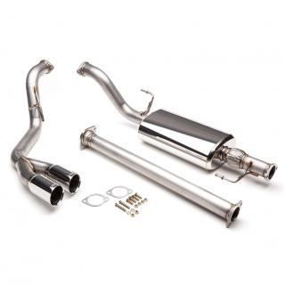 Ford Cat-back Exhaust F-150 EcoBoost 2017-2020