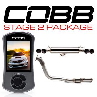 Subaru Australia Stage 2 Power Package WRX Hatch 2011-2014