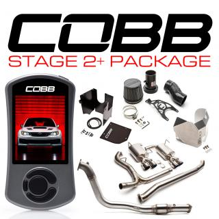 Subaru Stage 2+ Power Package Titanium STI Sedan 2011-2014