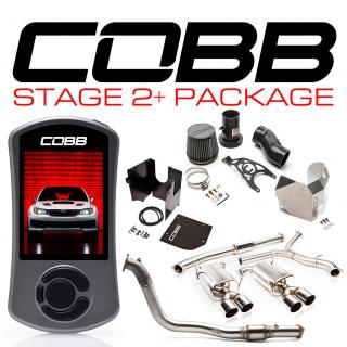 Subaru Stage 2+ Power Package STI Sedan 2011-2014