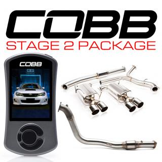 Subaru Australia Stage 2 Power Package WRX Sedan 2011-2014