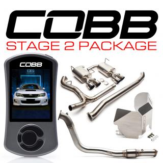 Subaru Stage 2 Power Package Titanium WRX Sedan 2011-2014