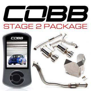 Subaru Stage 2 Power Package STI 2015-2019, STI Type RA 2018