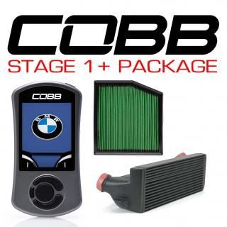 BMW N55 Stage 1+ Power Package Black