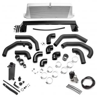 Subaru Front Mount Intercooler Kit (Silver) STI 2011-2014