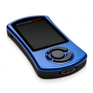 World Rally Blue Accessport V3 Faceplate