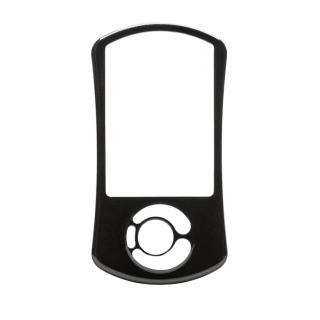 Tuxedo Black Accessport V3 Faceplate