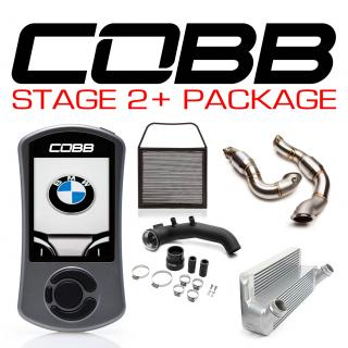 BMW N54 Stage 2+ Power Package Silver