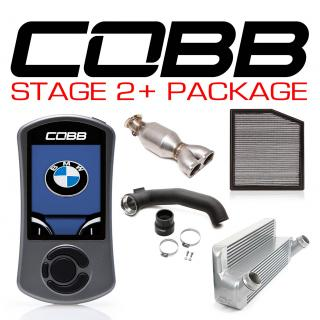 BMW N55 Stage 2+ Power Package Silver
