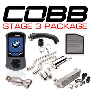 BMW N55 Stage 3 3-Series Power Package