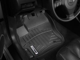 COBB x WeatherTech FloorLiner and Rear FloorLiner Set Mazdaspeed3 2007-2009