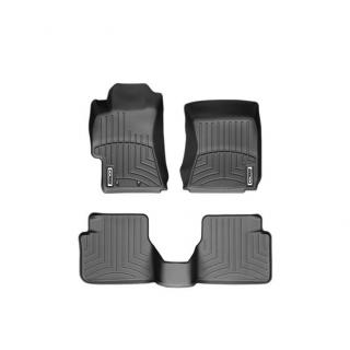 COBB x WeatherTech FloorLiner and Rear FloorLiner Set Subaru WRX 2008-2014, STI 2008-2014, 2.5GT 2009-2010