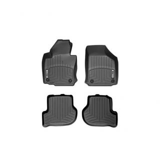COBB x WeatherTech FloorLiner and Rear FloorLiner Set Vokswagen GTI 2010-2014 (Round Floor Retention)