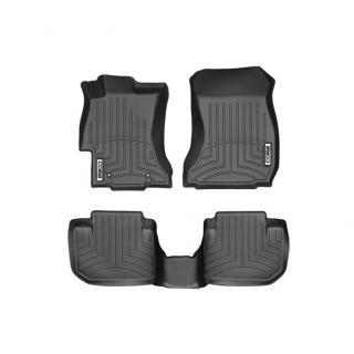 COBB x WeatherTech FloorLiner and Rear FloorLiner Set Subaru WRX 2015-2020, STI 2015-2020