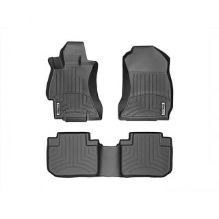 COBB x WeatherTech FloorLiner and Rear FloorLiner Set Subaru FXT 2014-2018