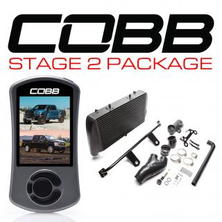 Ford Stage 2 Power Package Black (No Intake) F-150 Ecoboost Raptor / Limited