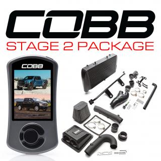 Ford Stage 2 Power Package Black F-150 Ecoboost Raptor / Limited