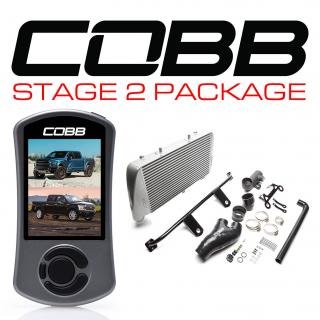 Ford Stage 2 Power Package Silver (No Intake) with TCM F-150 Ecoboost Raptor / Limited