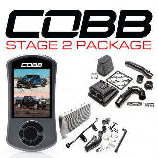 Ford Stage 2 Redline Carbon Fiber Power Package Silver with TCM F-150 Ecoboost Raptor / Limited