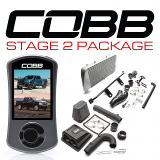 Ford Stage 2 Power Package Silver F-150 Ecoboost Raptor / Limited