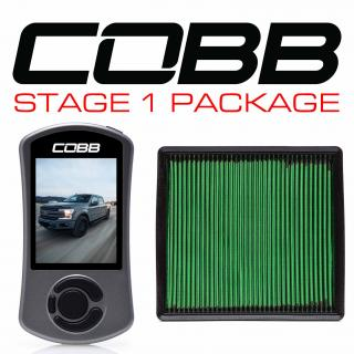 Ford Stage 1 Power Package with TCM F-150 Ecoboost 3.5L 2017-2019