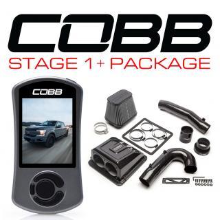 Ford Stage 1+ Redline Carbon Fiber Power Package F-150 Ecoboost 3.5L 2017-2019