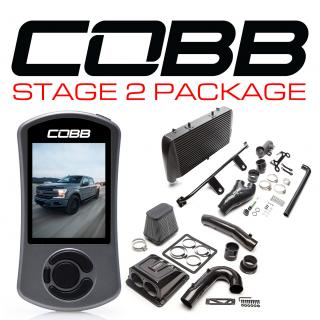 Ford Stage 2 Redline Carbon Fiber Power Package with TCM Black F-150 Ecoboost 3.5L 2017-2019