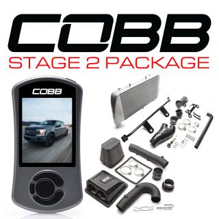 Ford Stage 2 Power Package Silver with TCM F-150 Ecoboost 3.5L 2017-2019
