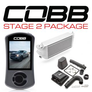 Ford Stage 2 Power Package Silver (Factory Location Intercooler) F-150 Ecoboost 3.5L 2017-2019