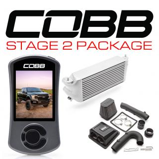 Ford Stage 2 Power Package Silver (Factory Location Intercooler) F-150 Ecoboost 3.5L 2020