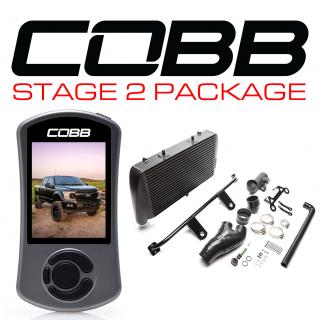 Ford Stage 2 Power Package Black (No Intake) F-150 Ecoboost 3.5L 2020
