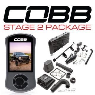 Ford Stage 2 Power Package Black F-150 Ecoboost 3.5L 2020