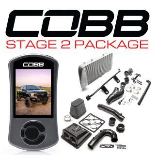 Ford Stage 2 Redline Carbon Fiber Power Package Silver F-150 Ecoboost 3.5L 2020