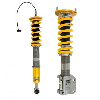 Mitsubishi Ohlins Road and Track Coilovers Exo X 2008-2015