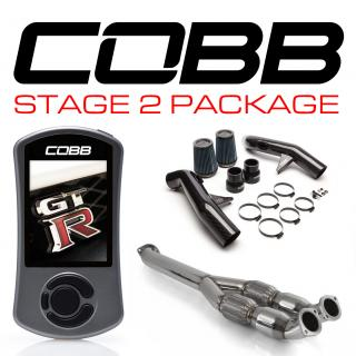 Nissan GT-R Stage 2 Carbon Fiber Power Package NIS-005