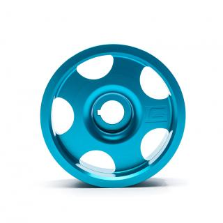 Limited Edition Teal Subaru Main Pulley + Oil Cap + Battery Tie Down