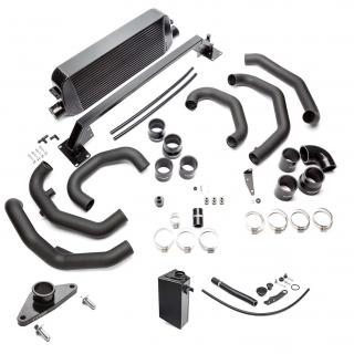 Subaru Front Mount Intercooler Kit (Black) STI 2015-2019