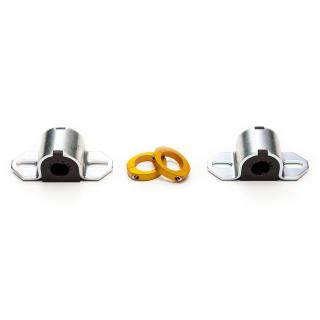 Whiteline Rear Sway Bar 20mm Adjustable Nissan GT-R