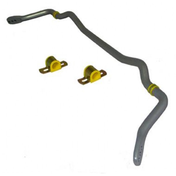 Whiteline Heavy Duty Rear Sway Bar 27mm Adjustable Mitsubishi Evo X 2008-2015